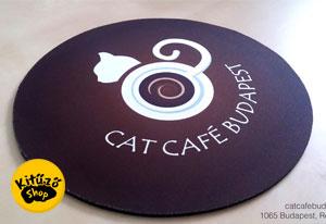 Egyedi fényképes egérpad készítése - CatCafé Budapest