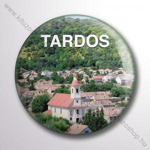Tardos község kitűző